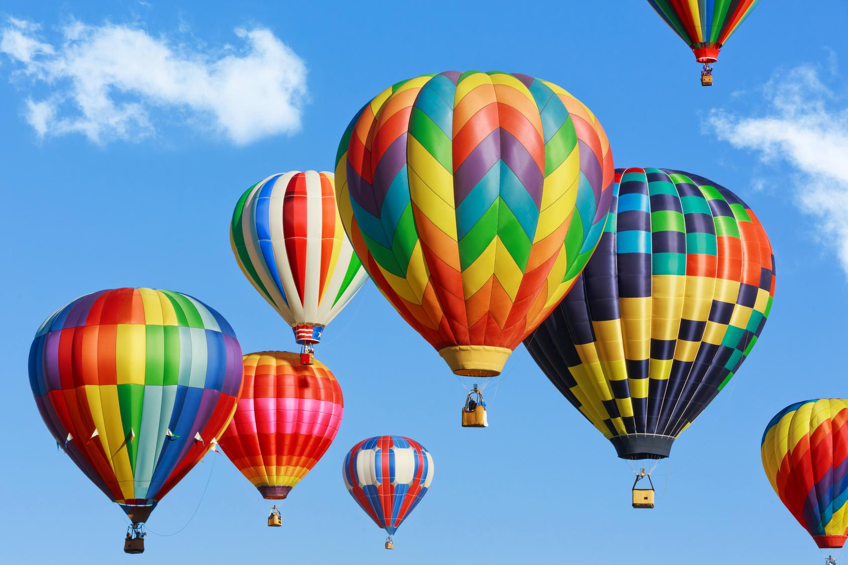 air ballooning adventure tours
